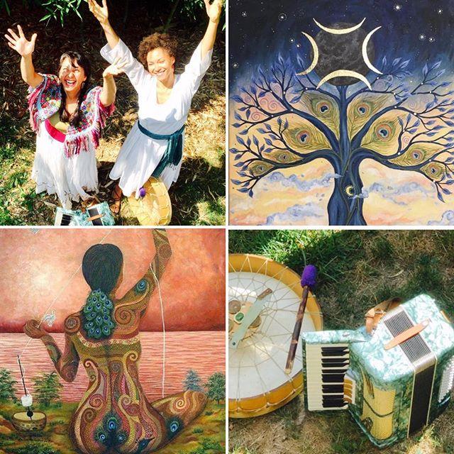 Le corps enchanté – cercle de chant sacré et mouvement énergétique
